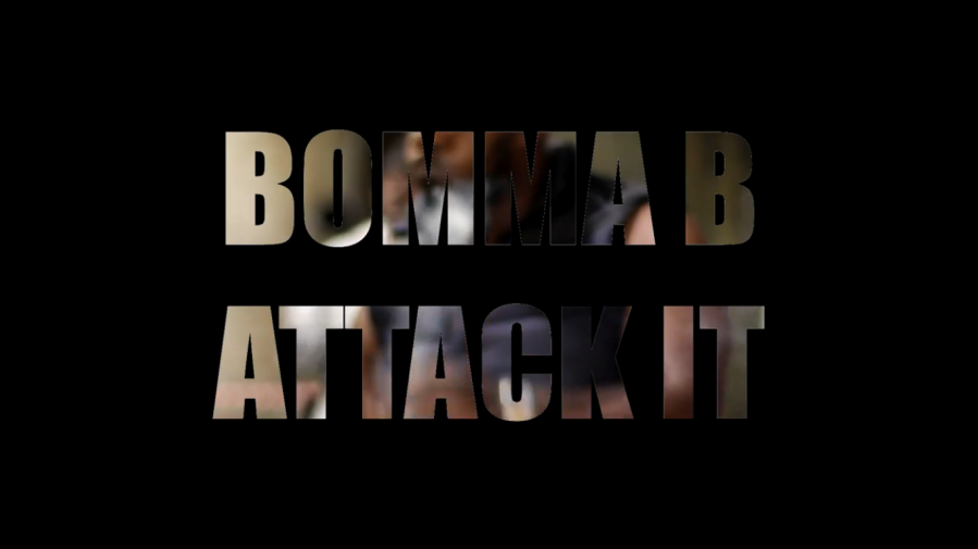 "Bomma B drops new music video ""Attack it"" [@bommab0121] on [@GRMDaily]"